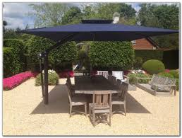 large cantilever patio umbrellas uk patios home furniture