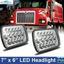 2x LED Projector Headlight For International Truck 3800 4700 4800 ... Intertional 4700 Lp Crew Cab Stalick Cversion Hauler Sold Truck Fuse Panel Diagram Wire Center Used 2002 Intertional Garbage Truck For Sale In Ny 1022 1998 Box Van Moving Youtube Ignition Largest Wiring Diagrams 4900 2001 Box Van New 2000 9900 Ultrashift Diy 2x Led Projector Headlight For 3800 4800 Free Download Cme 55 On Medium Duty 25950 Edinburg Trucks