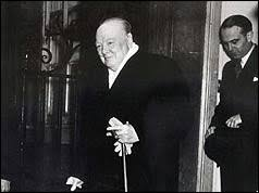 Churchills Iron Curtain Speech Bbc by Bbc On This Day 23 1951 Churchill Denies U0027warmonger U0027 Claims