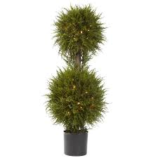 Spiral Christmas Trees Kmart by Buy Silk Trees Online See White