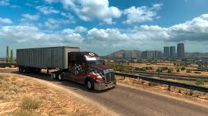 American Truck Simulator: Arizona (2016) Promotional Art - MobyGames All American Truck Auto Parts Classic Cars 1967 Ford F100 Pickup Bus Hyibw1734 Nicaragua 1987 Vendo Bus Allnew 2017 Honda Ridgeline At Naias Wins North Of Scs Software On Twitter Set Up For Mats2017 5th Annual California Mustang Club Car And Toy Driving School Best 20 Trucks Sales Mt09b And Www 2018 Nissan Titans I To Compete With Allamerican Extra V16 Ats Mods Truck Cant Go Wrong An Allamerican Kenworth Trucksim