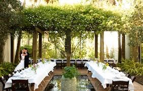 Simple Beautiful Wedding Reception Venue