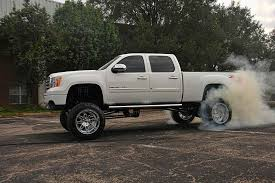 Lifted White Chevy. Chevy Silverado Hd X Lifted Crew Cab Us With ...