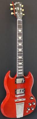 100 Derek Trucks Sg Gibson SG Signature 2014 Guitar For Sale Kitarakuu Oy