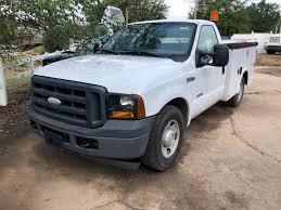 100 Ford F250 Utility Truck 2007 FORD Commerce GA 5005523411 CommercialTradercom