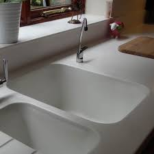 sweet 859 integrated sink corian