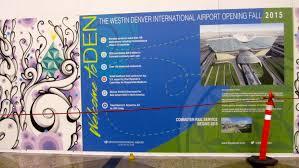 Denver International Airport Murals Horse by Captain Elrey Jeppesen U2013 Colorado Traveling Ducks