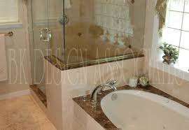 Tiling A Bathtub Surround by Shower Jacuzzi Bathtub And Shower Combo 47 Bathroom Ideas With