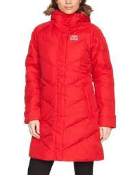 trendy puffer coats really will keep out the cold