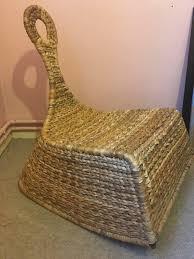 IKEA Wicker Rocking Chair | In Enfield, London | Gumtree