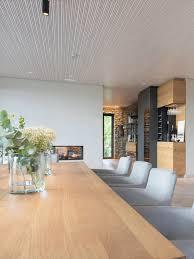 dining room innenarchitektur akustikdecke wohnen
