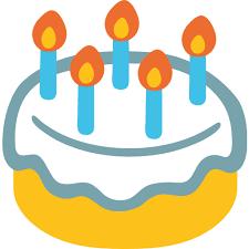 Cake clipart emoji 14