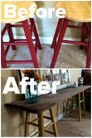 Pier One Sofa Table by Bathroom Inspiring Rustic Sofa Table Ideas Decorating How Build