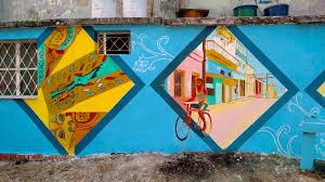 Philadelphia Mural Arts Internship murals havana cuba meridian international center