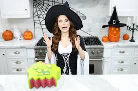 Nerdy Nummies Pumpkin Carving by The Sims 4 Zombie Cake Nerdy Nummies Rosanna Pansino