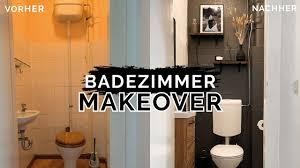 diy bad makeover altes badezimmer neu streichen komplettes bad renovieren kleinstadtcoco