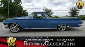 Classic Car / Truck For Sale: 1960 Chevrolet El Camino In Harris ... 1960 Chevrolet Apache Oc Ck Truck For Sale Near Volo Illinois 60073 Trucks Models Specifications Sales Brochure At C10 Short Wheel Base Pick Up In Beerwah Qld 12 Ton Pickup 106651 Mcg F901 Seattle 2014 4wheel Sclassic Car And Suv File1960 Truck 3736052964jpg Wikimedia Commons Blue Chevy Front Stock Editorial Photo Space Spirit Splendor Full Line Bro Hemmings Daily 15078 San Ramon Ca Foldout