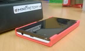 3ders MiniFactory reveals first 3D printed jolla smartphone