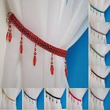 red curtain amazon co uk