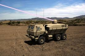 It's Raytheon Vs. Dynetics/Lockheed For Army's 100 KW Laser ...