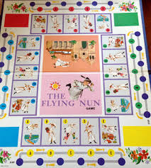 Spin Again Sunday Extra The Flying Nun Game 1968