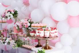 kara s party ideas pink white gold garden party kara s party
