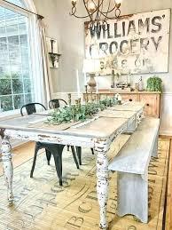 Country Dining Room Decor Wordjam
