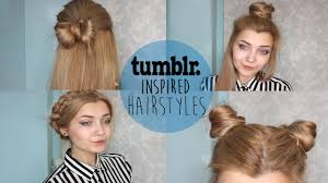 Tumblr Inspired Hairstyles