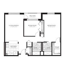 Home Nigeria Plan Bungalow Small House Plans Modern One Story Floor