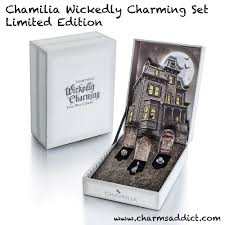 Pandora Halloween Charms by Chamilia Le Wickedly Charming Set Live Shots Charms Addict