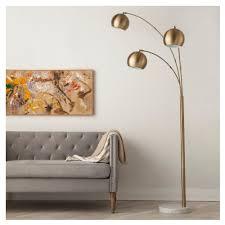 Threshold Arc Floor Lamp by Upc 798919218691 Threshold 3 Head Globe With Marble Base Floor