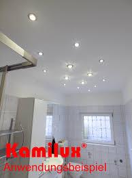 len leuchten für heimwerker 12v 230v downlight