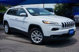 Used 2018 Jeep Cherokee Latitude Plus For Sale In Stephenville TX ...