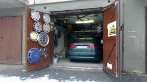 Outswing Garage Doors