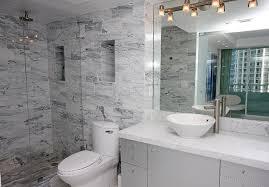 recessed bathroom tile niches e causes
