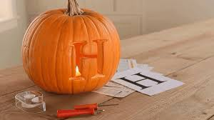 Drilled Jack O Lantern Patterns by Easy Pumpkin Carving Ideas