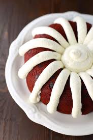 Copycat Nothing Bundt Red Velvet Cake Made With Mix