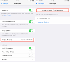 Cannot activate iOS 8 s Text Message Forwarding and iPhone