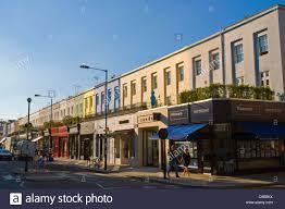 100 Westbourn Grove E Street Notting Hill District London England UK