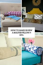 diy pillows Archives Shelterness