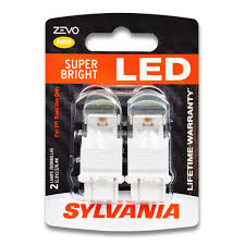 sylvania zevo rear turn signal light bulb for 2000 2016 nissan
