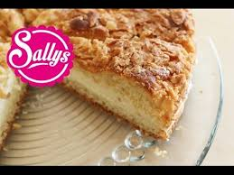 sallys classics bienenstich rezept bee sting cake sallys welt