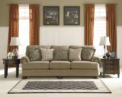 Milari Linen Sofa Sleeper by Sofa By Ashley Furniture Turner U0027s Budget Furniture