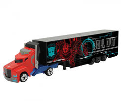 Transformers Optimus Prime Trailer - Transformers - Licenses ...