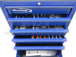 tool boxes blue point tool box plastic used blue point tool box