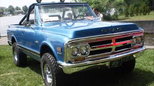 1972 Gmc Jimmy - YouTube