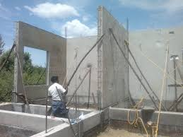 100 Concrete Residential Homes Precast Low Cost Housings In India