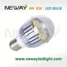 6w clear globe led bulb ultra bright 500 lumen equivalent to 50