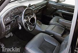 1996 Ford Bronco - 20 Inch Rims - Truckin' Magazine