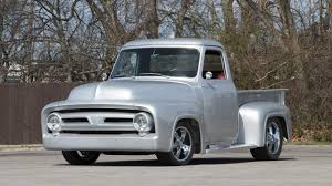 100 1953 Ford Truck F100 Pickup T166 Indy 2016